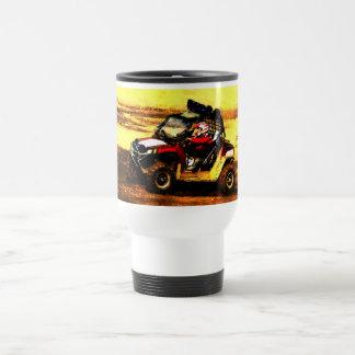 ATV Rider - All Terrain Extreme  Motorsports Travel Mug