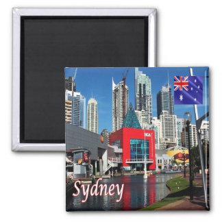 AU - Australia - Sydney - District Magnet