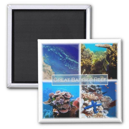 AU * Australia - The Great Barrier Reef