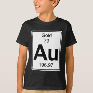 Au - Gold T-Shirt