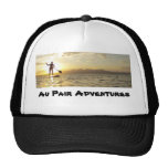 Au Pair Adventures Truckers Hat, 2012