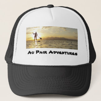 Au Pair Adventures Truckers Hat, 2012 Trucker Hat