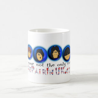 Au Pair In UK Mug