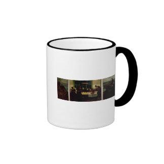 Au Pays de la Mer, 1898 Ringer Mug