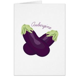 Aubergine Cards