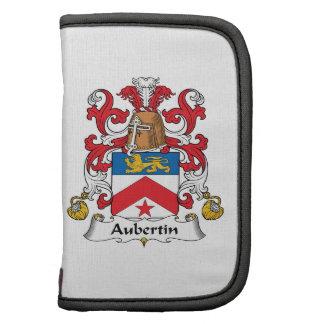 Aubertin Family Crest Organizers