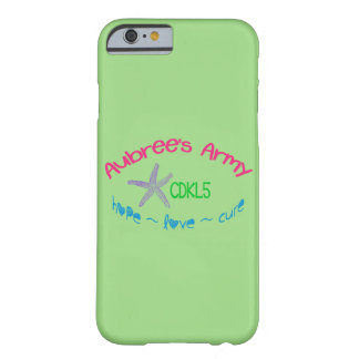 Aubree's Army CDKL5 iPhone 6/6s Case