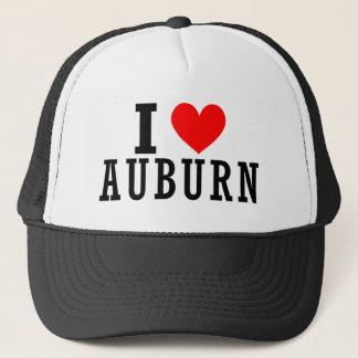 Auburn, Alabama City Design Trucker Hat