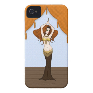 Auburn Haired Bellydancer Blackberry Bold Case