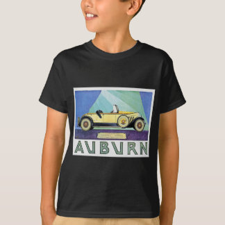Auburn Vintage Auto Advertisement T-Shirt