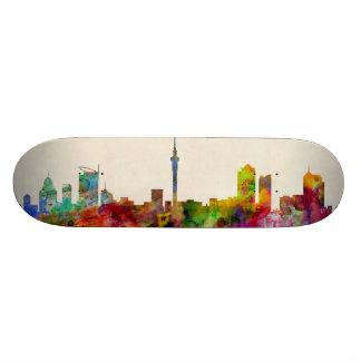 Auckland New Zealand Skyline Skate Boards