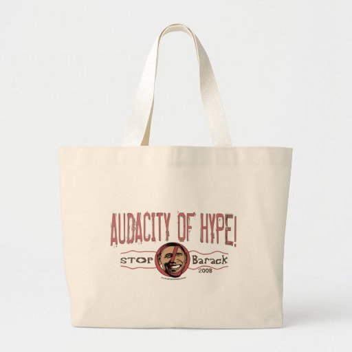 Audacity Of Hype Bag
