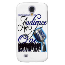 Audience of One Galaxy S4 Case