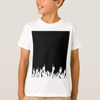 Audience Poster Background Shirt