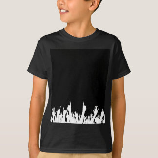 Audience Poster Background Tee Shirts