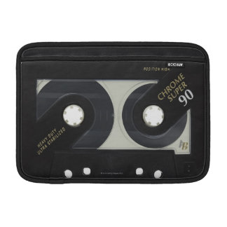 Audio Cassette Sleeve For MacBook Air