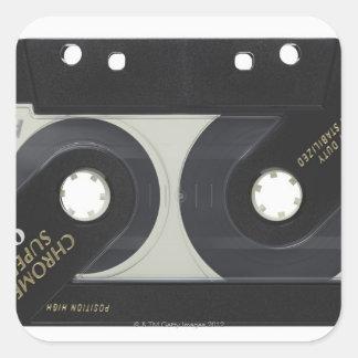 Audio Cassette Stickers
