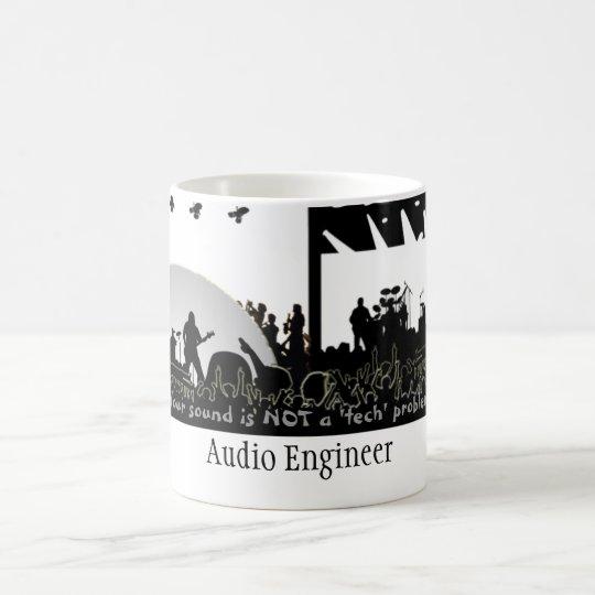"Audio Engineer - ""Not a Tech Problem"" Coffee"