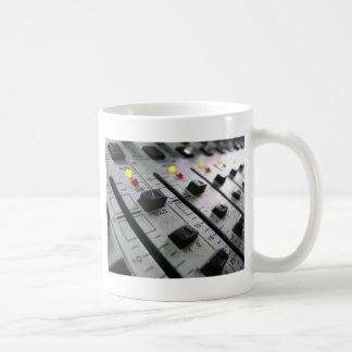 Audio Mixer Coffee Mug
