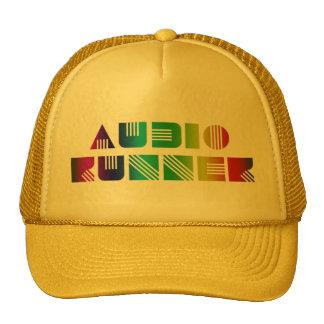 Audio Runner Disco Trucker Trucker Hat