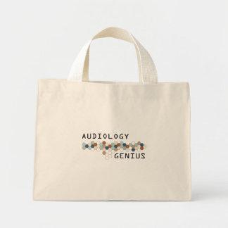 Audiology Genius Mini Tote Bag