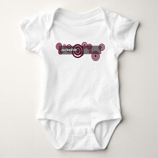 audiophile baby bodysuit