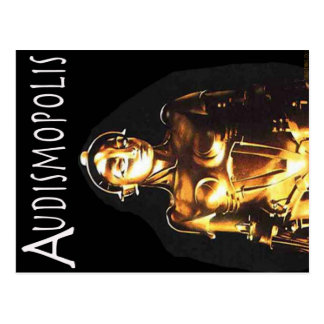 Audismopolis Postcard