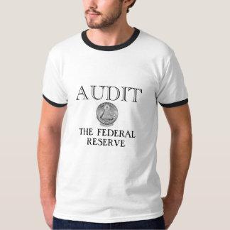 Audit The Fed T-Shirt