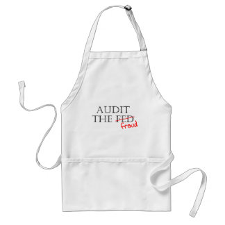 Audit the Fraud Standard Apron