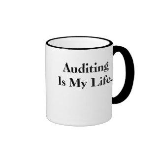 Auditing Is My Life Mug
