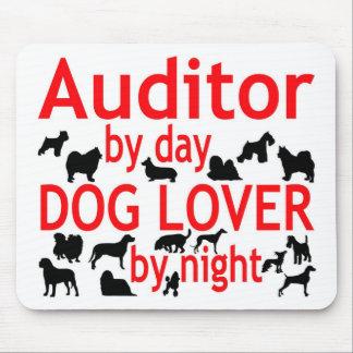 Auditor Dog Lover Mouse Mat
