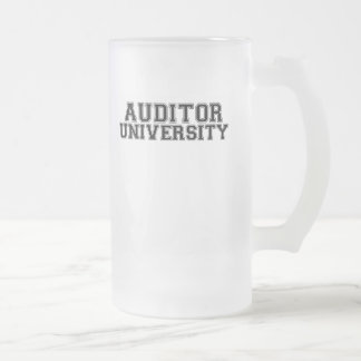 Auditor University Mugs