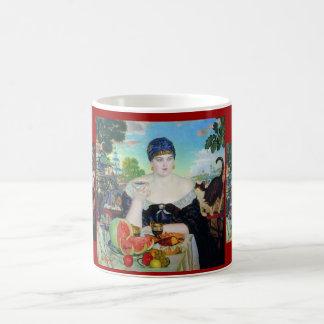 Audrey s Audible Alfresco Refreshment Coffee Mugs