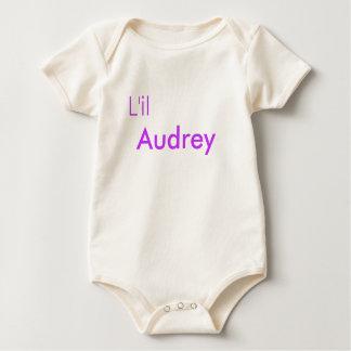 Audrey Baby Bodysuits