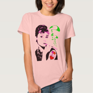 Audrey What? Shirts