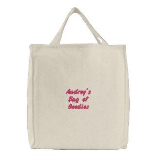 Audrey's Bag of Goodies Tote Bag