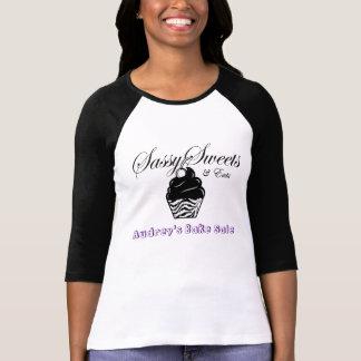 Audrey's Sassy Sweets Bake Sale LadiesShirt T-Shirt