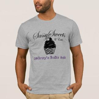 Audrey's Sassy Sweets Bake Sale Men's (unisexShirt T-Shirt
