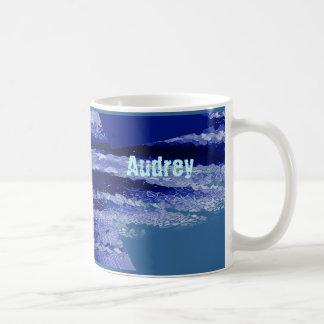 Audrey's tea mug