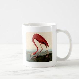 Audubon American Flamingo Coffee Mug
