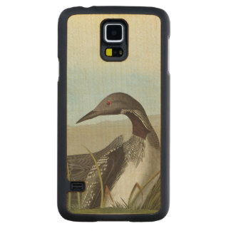 Audubon: Arctic Loon Maple Galaxy S5 Case