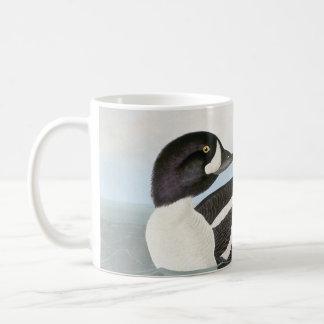 Audubon: Barrow's Goldeneye Basic White Mug