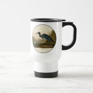 Audubon Blue Crane Heron Birds of America Coffee Mug