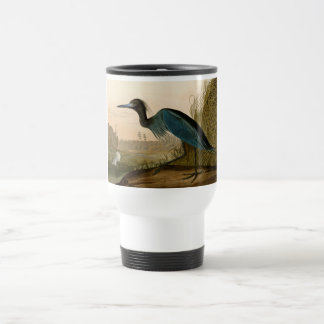 Audubon Blue Crane Heron Birds of America Mug