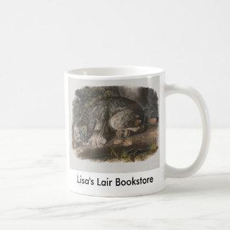 Audubon - Canadian Lynx Bookstore Promo Mugs