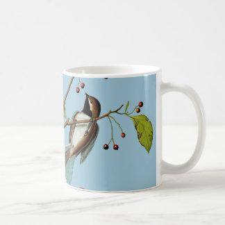 Audubon: Chickadee Coffee Mug