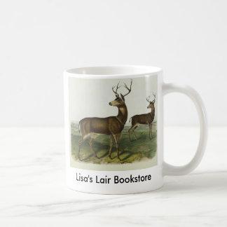 Audubon - Columbian Black-tailed Deer Promo Coffee Mug