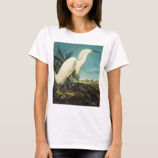 Audubon: Egret T-Shirt