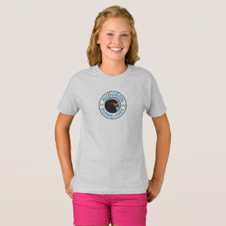 Audubon Everglades Girls' Shirt Grey