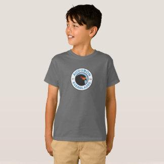 Audubon Everglades Kids' Shirt Grey